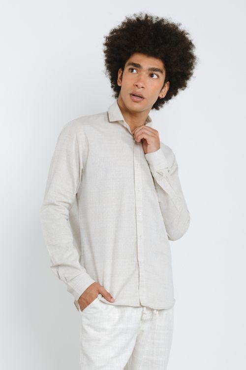Camisa Manga Longa Mane Serena